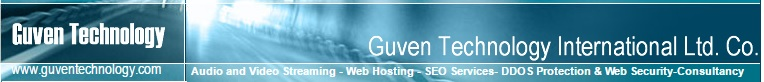 Guven Technology Hosting and Streaming