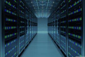 Server Room Guven Technology