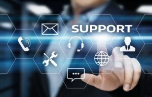 Support Service for Hosting and Streaming Problems
